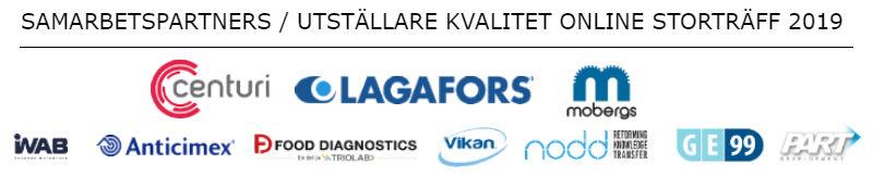 Inbjudan och program Kvalitet OnLine Storträff 16-17 maj 2019 1